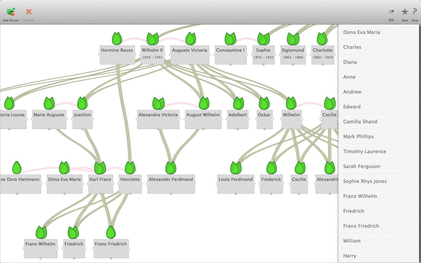 My family tree family tree maker for mac osx pooptronica Gallery